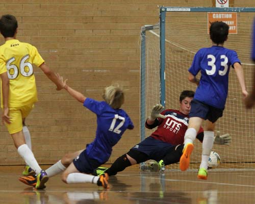 FFA renews commitment to futsal