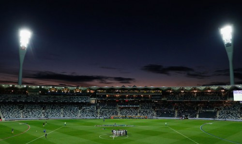 Geelong FC announces GMHBA Stadium naming rights deal