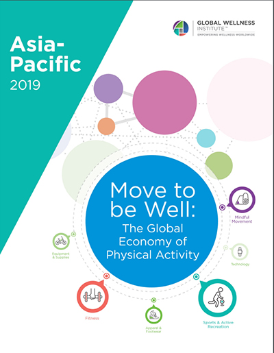 Global Wellness Institute reports Asia-Pacific having largest economic growth in fitness, sport and recreation sectors