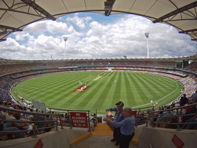 Cricket Australia agrees Gabba test cricket deal