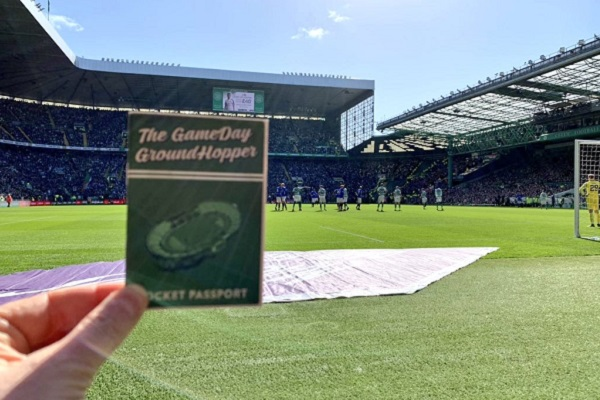 Sports match day pocket passport launched to global fan acclaim