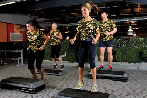 Queensland Government backs women's fitness initiatives