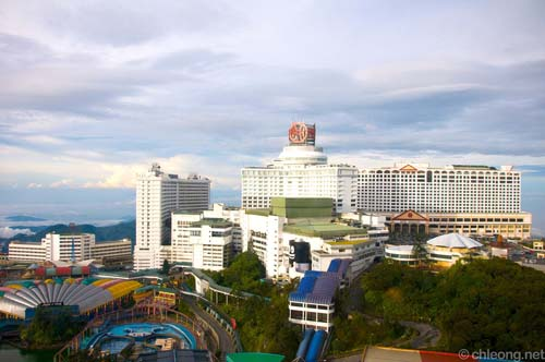 Genting Malaysia revenues dip during Twentieth Century Fox World theme park construction