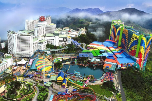 Genting, Fox and Disney agree settlement in Malaysian theme park dispute