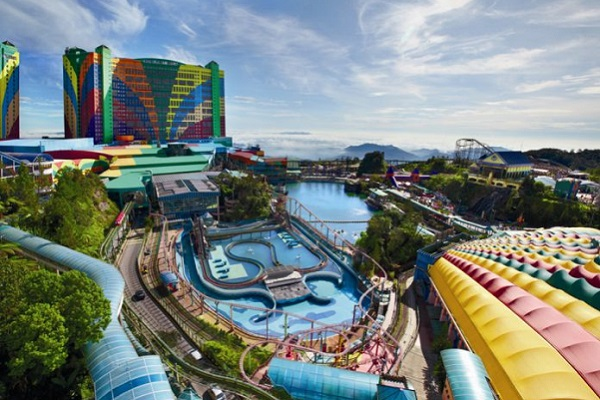 Genting Malaysia announces opening of Highlands theme park in second half of 2020
