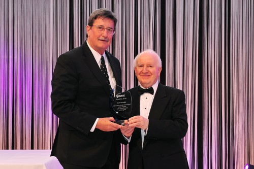 AEG Ogden Convention Centre Leader Recognised for Excellence