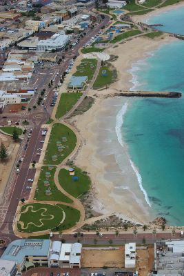 Geraldton's West End foreshore development complete