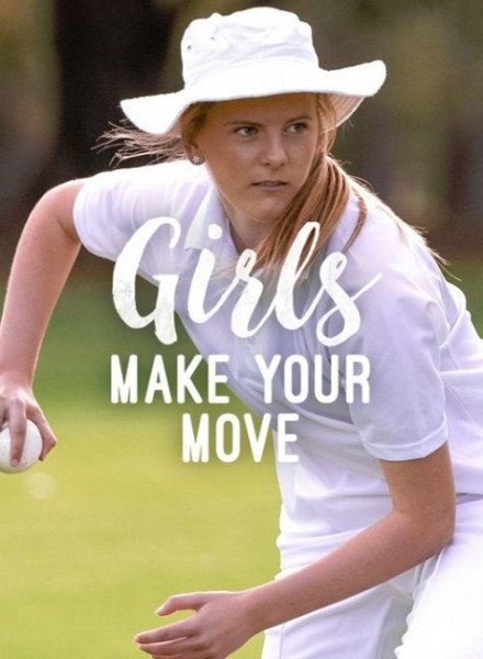 Federal Government revives Girls Make Your Move activity campaign
