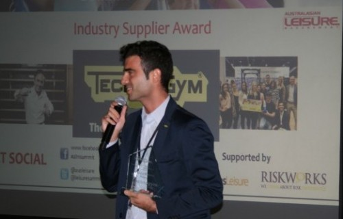Technogym named as leading industry communicator
