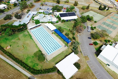 BlueFit takes on management of Gladstone Aquatic Centre