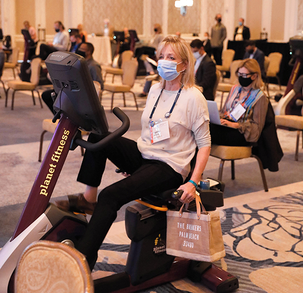 Global Wellness Summit reveals the power of the hybrid conference