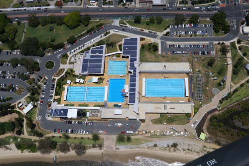 Optus takes on naming rights for Gold Coast Aquatic Centre