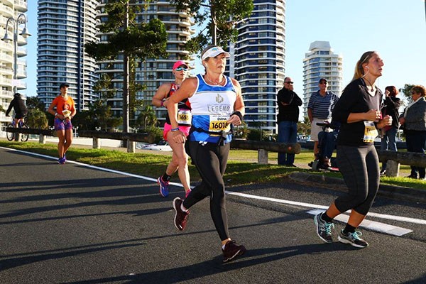 Gold Coast Marathon virtual event receives significant support from keen participants