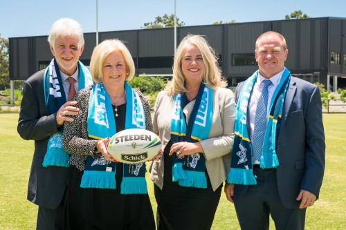 Local consortium purchases Gold Coast Titans from the NRL