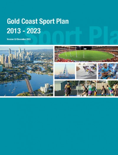 Gold Coast plan to maximise sporting opportunities