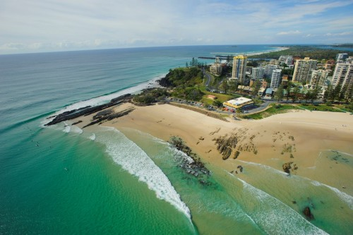 Gold Coast announced as the 8th World Surfing Reserve