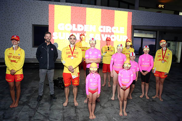 Golden Circle and Surf Life Saving Australia partner to celebrate community members making a positive difference