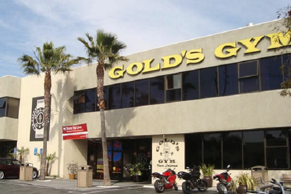 Gold's Gym files for bankruptcy protection in the USA