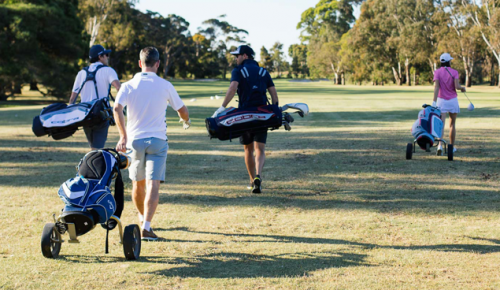 Golf delivers economic and wellbeing benefits
