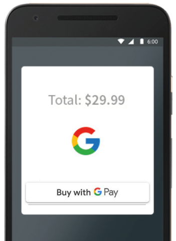 Ticketek introduces Google Pay Payments API