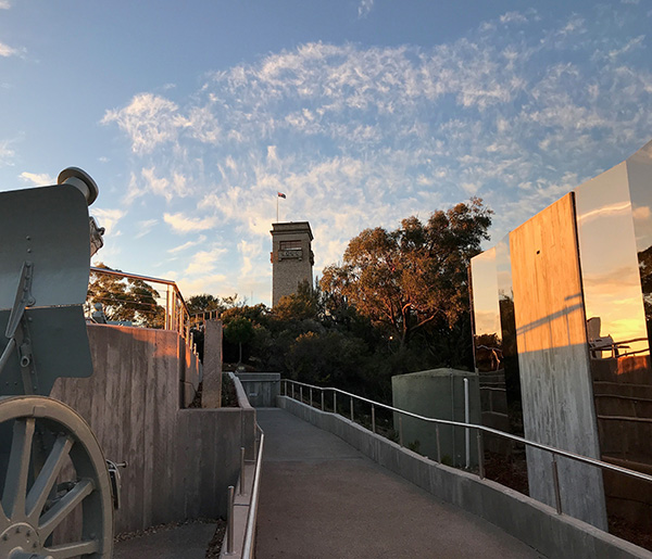 Goulburn's Rocky Hill War Memorial and Museum secures tourism award