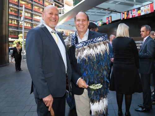 SKYCITY welcomes new Chief Executive with traditional Maori cultural ceremony