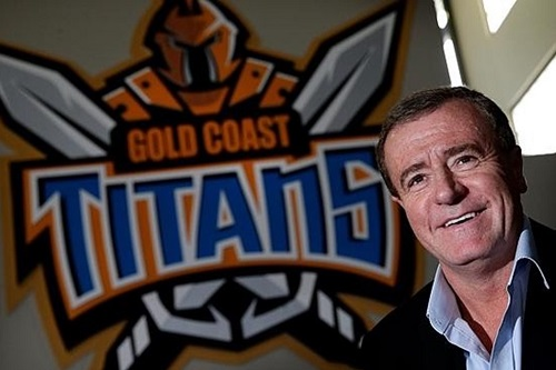 Graham Annesley to take on NRL elite football role