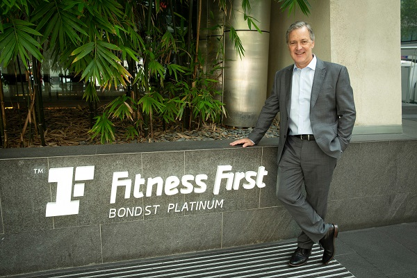 Greg Oliver named Executive of the Year at APAC Fitness and Wellness Awards of Excellence