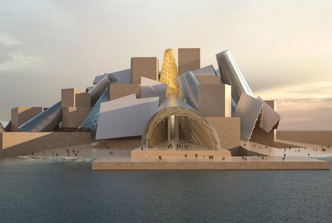 Officials insist Guggenheim Abu Dhabi will be built