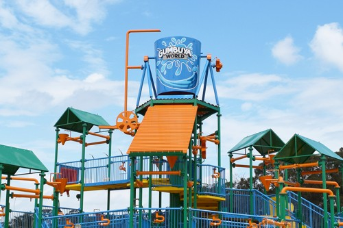 Redeveloped Gumbuya World opens in time for summer peak season