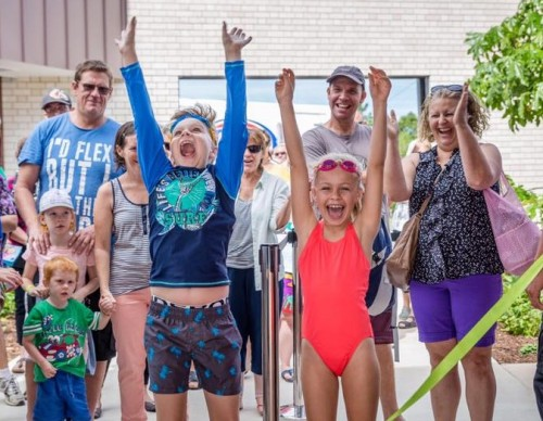 $22.2 million Aquatic Recreation Centre opens in Gympie