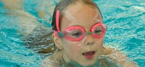 Free swimming for parents with toddlers at Upper Hutt pool