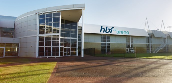 HBF Arena usage grows by 50%