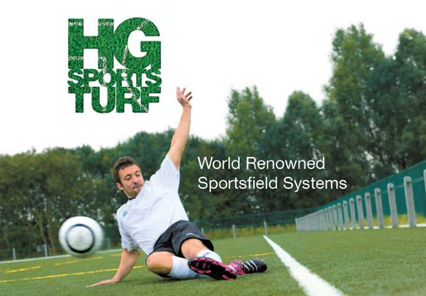 HG Sports Turf take on Desso Sports Systems