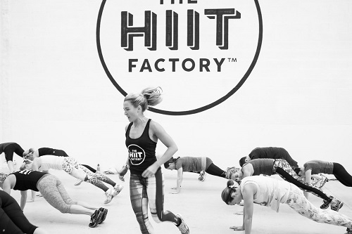 HIIT Factory plans 15 new franchised studios