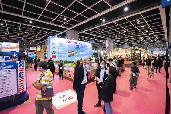 Events successfully return to Hong Kong Convention and Exhibition Centre