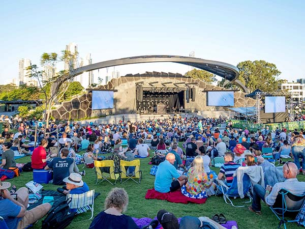Gold Coast's HOTA arts precinct continues to break box office records