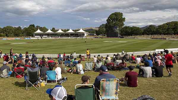 Approved loan for Hagley Oval lights will see Christchurch benefit from Women's World Cup