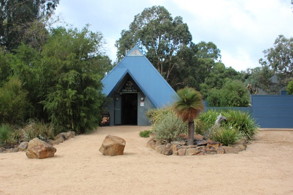 For sale: Halls Gap Zoo