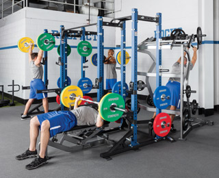 Hammer Strength announces new range of Athletic Racks