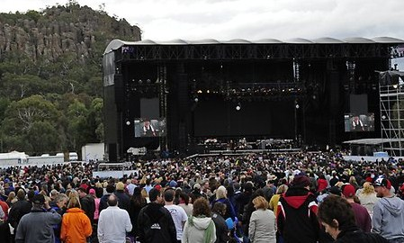 Michael Gudinski and Macedon Ranges Council agree to more concerts at Hanging Rock