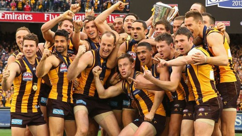 AFL 2016 membership data shows Hawthorn as the best supported club