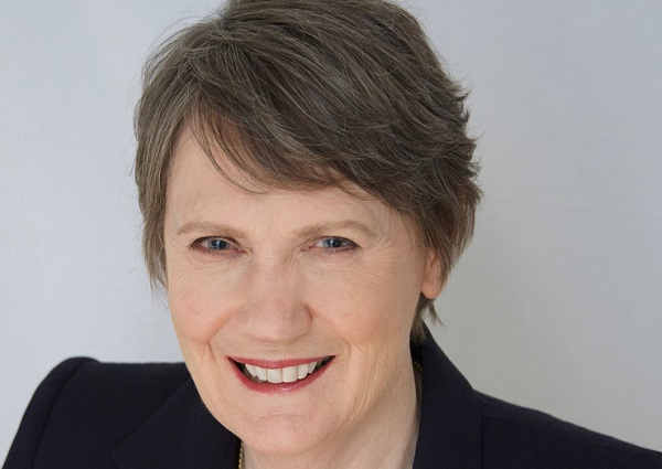 Helen Clark named global Patron for International Working Group on Women and Sport