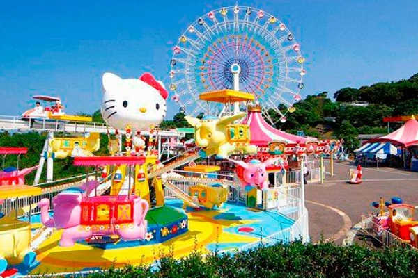 Low visitation levels see closure of Malaysia's Hello Kitty theme park