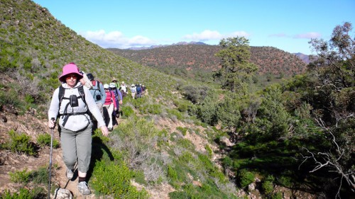 South Australian Government and partners promote multi-day walking journeys