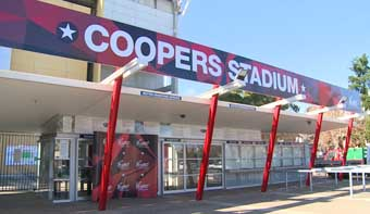 Coopers extends Adelaide stadium sponsorship deal