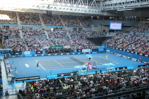 Revamped Melbourne Park ready for 2018 Australian Open