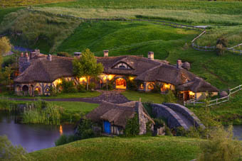 Hobbiton welcomes its millionth visitor