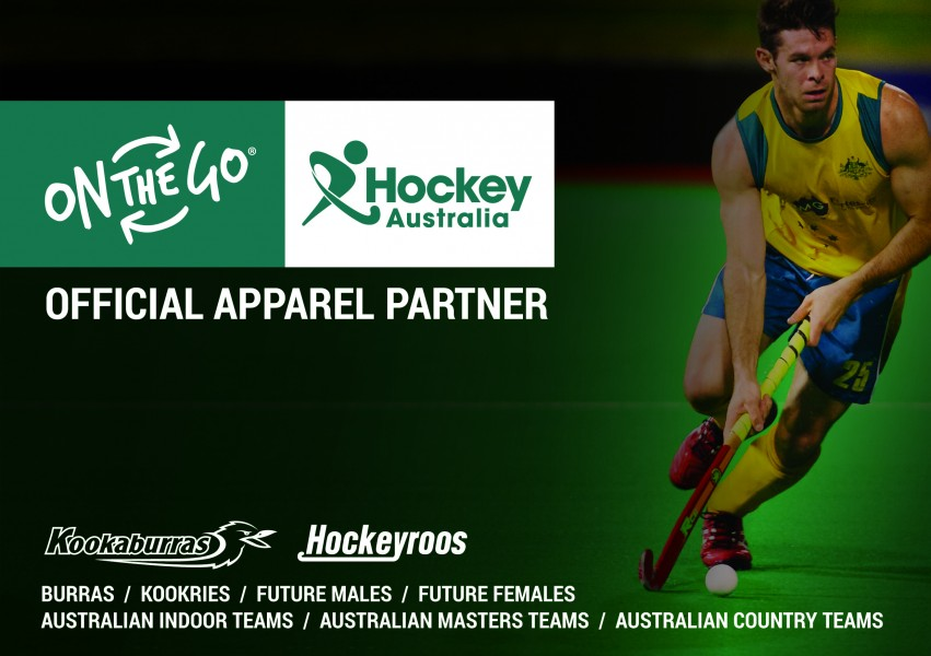 ONTHEGO Sports announces five year partnership with Hockey Australia