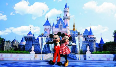 Hong Kong Disneyland announces record profits, plans for third hotel